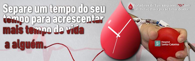 7a88125d3d Colégio Santa Catarina de São Paulo - Doação de Sangue - Hospital ...